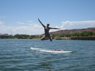 kimberly-jumps-lake-las-vegas